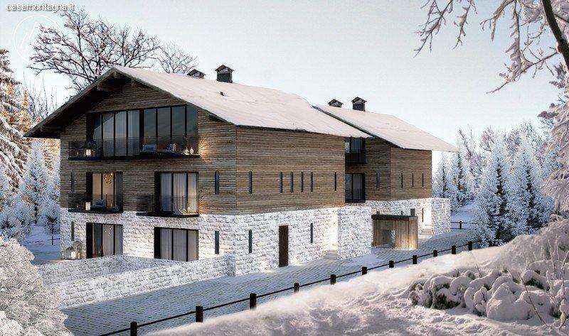 Casamontagna - tecnologia casa in montagna