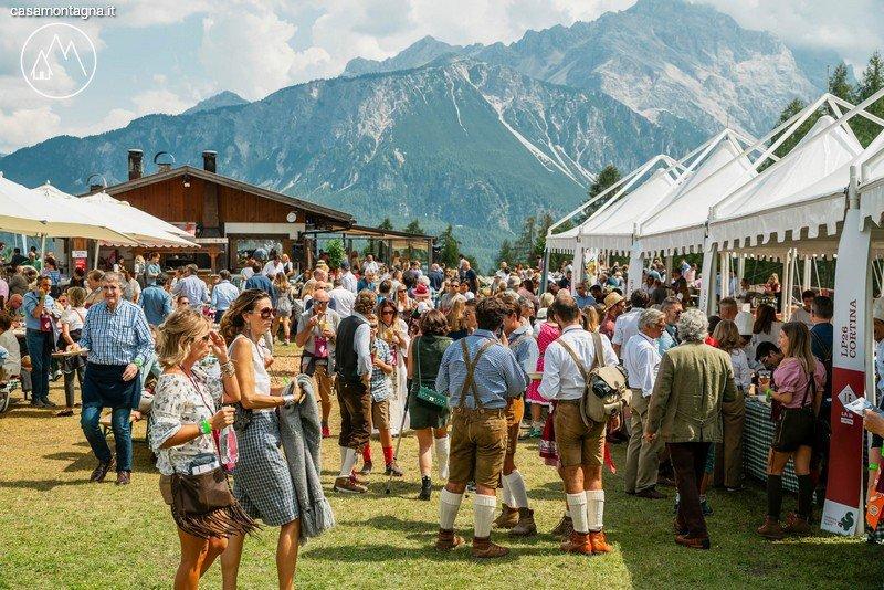 Evento Cortina Summer Party 2021 - Casamontagna