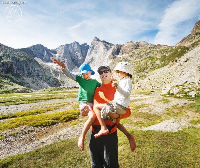 Nambini in montagna - casamontagna