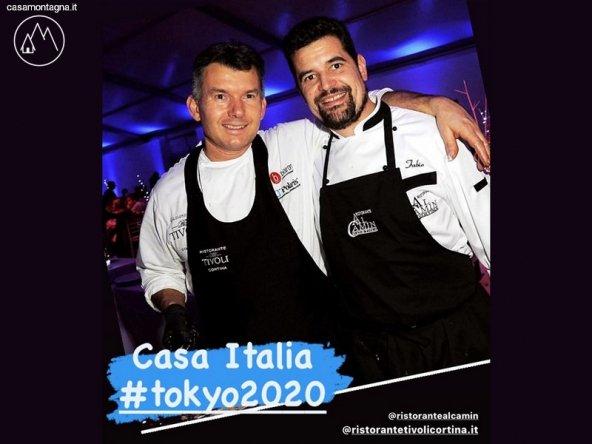 Casamontagna - Chef Ampezzani alle olimpiadi