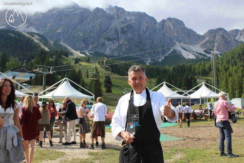 Casamontagna - Chef Ampezzani alle olimpiadi - Prest