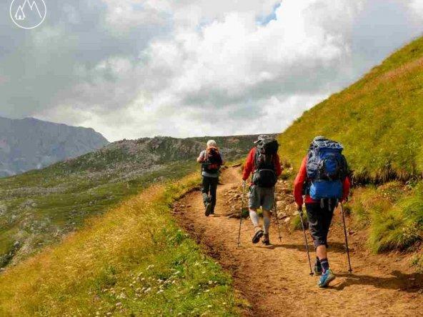 Casamontagna - pianificare un escursioni dalla a alla z