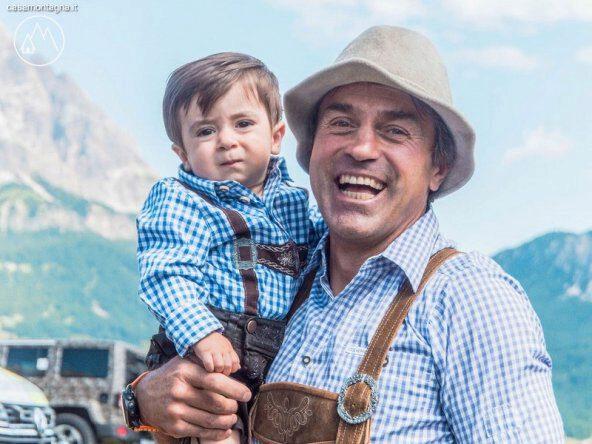 Casamontagna - intervista Kristian Ghedina vivere a Cortina